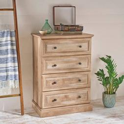 Better Homes and Gardens Crossmill 4 Drawer Chest, Weathered