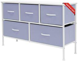 Dresser With 5 Drers - Furniture Stora Chest For Kid'S, Te