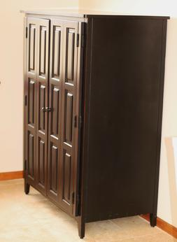 Gently Used Pier 1 Entertainment Center Stand/Buffet Dresser