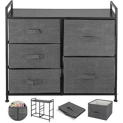 chest of fabric drawers dresser furniture 5