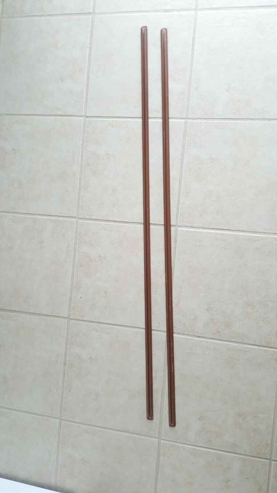 mirror metal supports for dressers and other